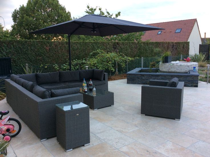 Salon Jardin Lounge