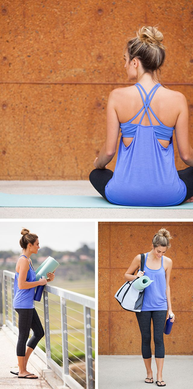 How To Wear Yoga Pants All Day | The Yoga Look | Athleta Chi Blog