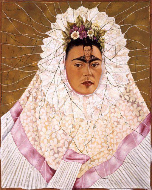 25 Jun – 9 Oct 2016: Frida Kahlo and Diego Rivera :: Art Gallery NSW