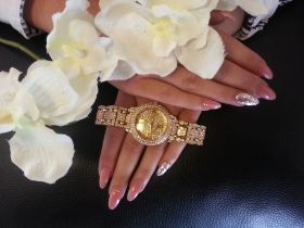 Für besondere Tage / For special Moments with bling bling