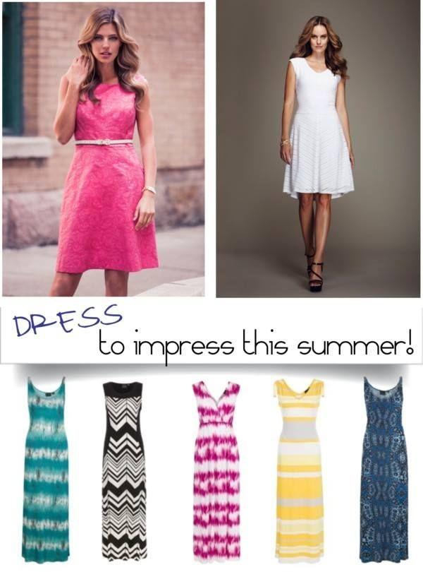 A few TRIBAL summer dresses.   Quelques robes TRIBAL pour l'été.