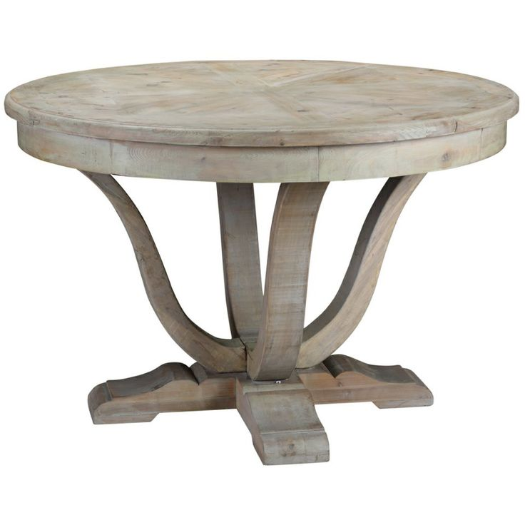 """Miles Dining Table Overall: 30.5"""" H x 46.75"""" L x 46.75"""" W"""