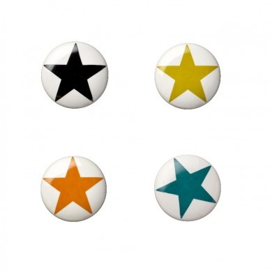 Bouton de tiroir Star Bloomingville