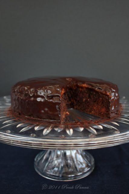 Pocak Panna paleo konyhája: Sacher torta paleo Pocak Panna módra - egyszerűbb, gyorsabb, frissebb és sokkal finomabb! (paleo)