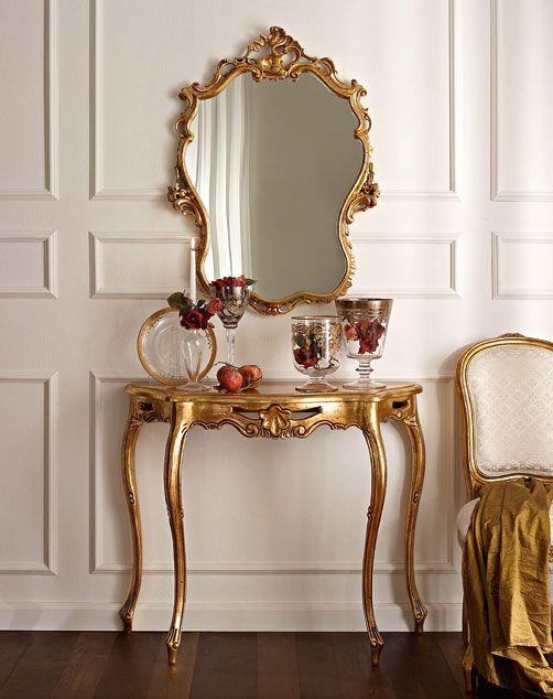 Oltre 25 fantastiche idee su mobili di lusso su pinterest - Mobili stile veneziano ...
