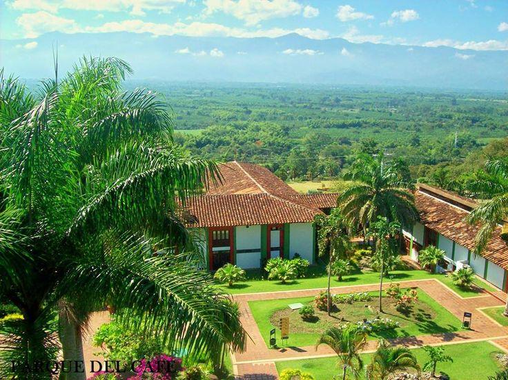 Parque del Cafe, Quindio, Colombia QUE ESPECTÁCULO TAN MARAVILLOSO!!!