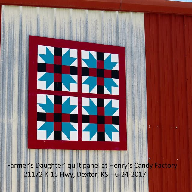 399 best images about kansas barn quilts quilt trails on - Cornerstone church garden city ks ...