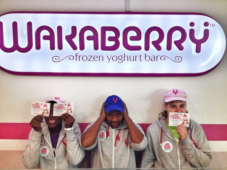 Wakaberry Mimosa are feeling the hype of NFYD