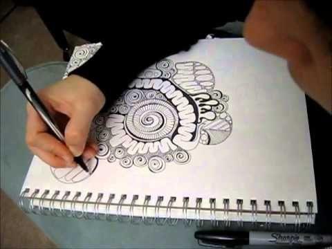 NEW! Doodle Prompt – Viscera Phantasma – Doodle Addicted
