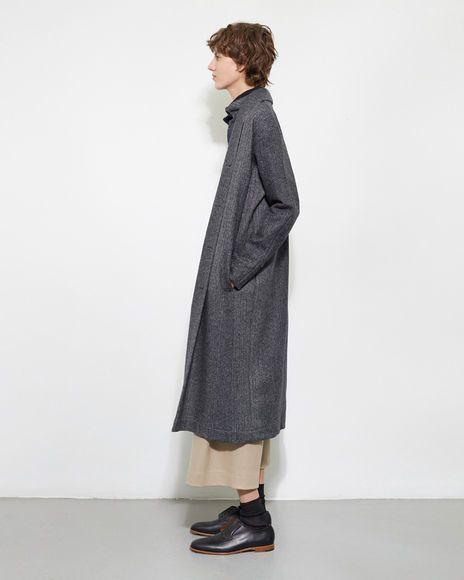 Stephan Schneider   Moody Coat   La Garçonne
