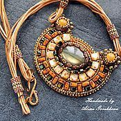 Магазин мастера Алина Горшкова (alinagorshkova): броши, серьги, кулоны, подвески, браслеты, колье, бусы