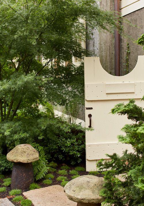 Victorian Home in Upstate New York   garden ideas