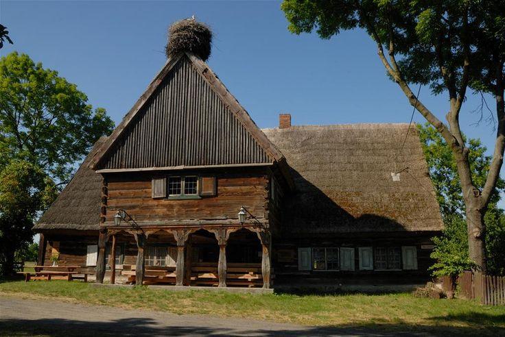Dom podcieniowy - Żuławy