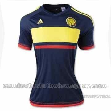 Camiseta de la Selección de Colombia 2ª Mujer 2016 http://camisetasfutbolcomprar.com/camiseta-de-la-selecci%C3%B3n-de-colombia-2%C2%AA-mujer-2016-p-278.html