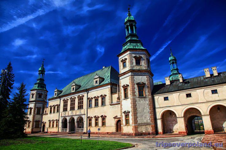 Kielce Pałac Biskupów Krakowskich