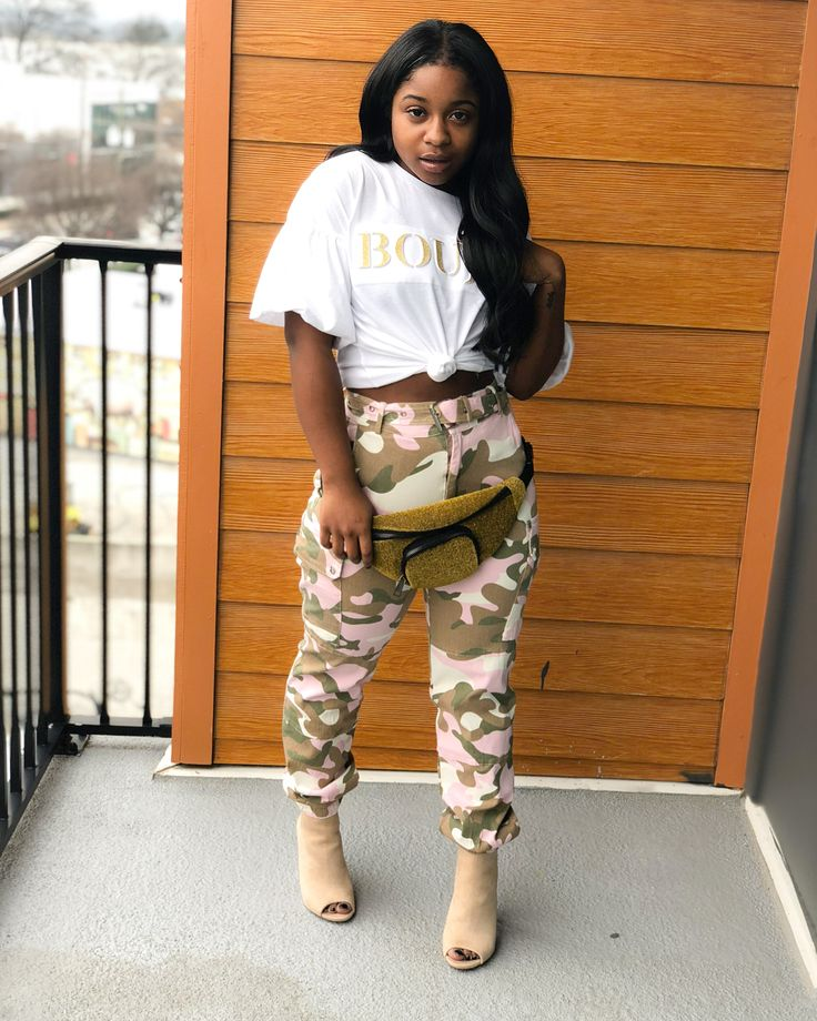 Reginae Carter | Cute outfits, Cool outfits, Outfits