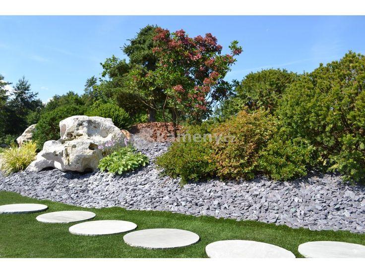 Nášlapy Natura kruh do zahrady jsou vyrobené z přírodního kamene. Pro výrobu…