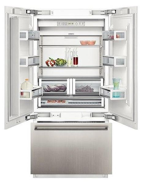 Siemens Ci36bp01 Integrated American Style Fridge Freezer