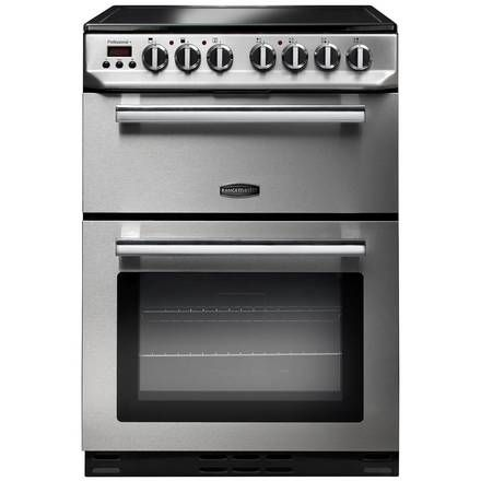 Buy Rangemaster Professional Double Gas Cooker - S/Steel at Argos.co.uk, visit Argos.co.uk to shop online for Freestanding cookers, Cooking, Large kitchen appliances, Home and garden