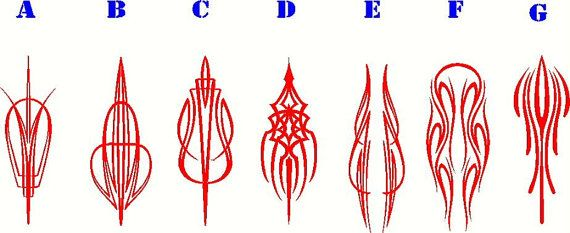 Basic Pinstriping Designs | www.imgkid.com - The Image Kid ...