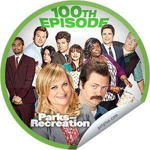 getglue stickers nbc parks and recreation | Parks and Recreation: 100th Episode
