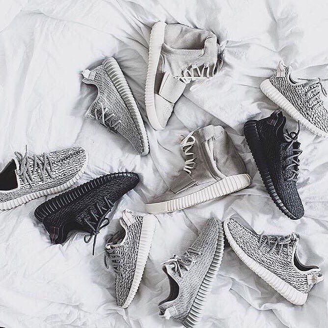 Shop our adidas category today for the Yeezy 350 Boost.
