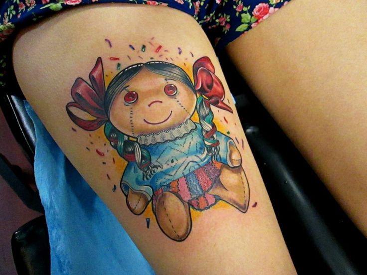 Tatuajes De Munecas Trapos Wwwimagenesmycom