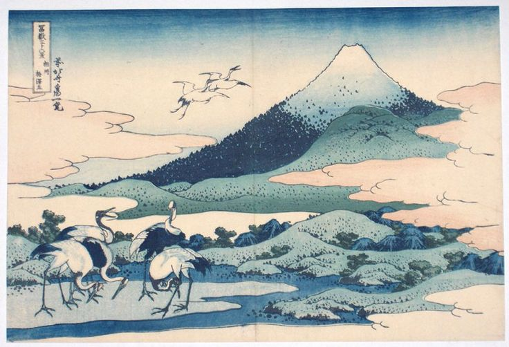 thirty-six-views-mount-fuji