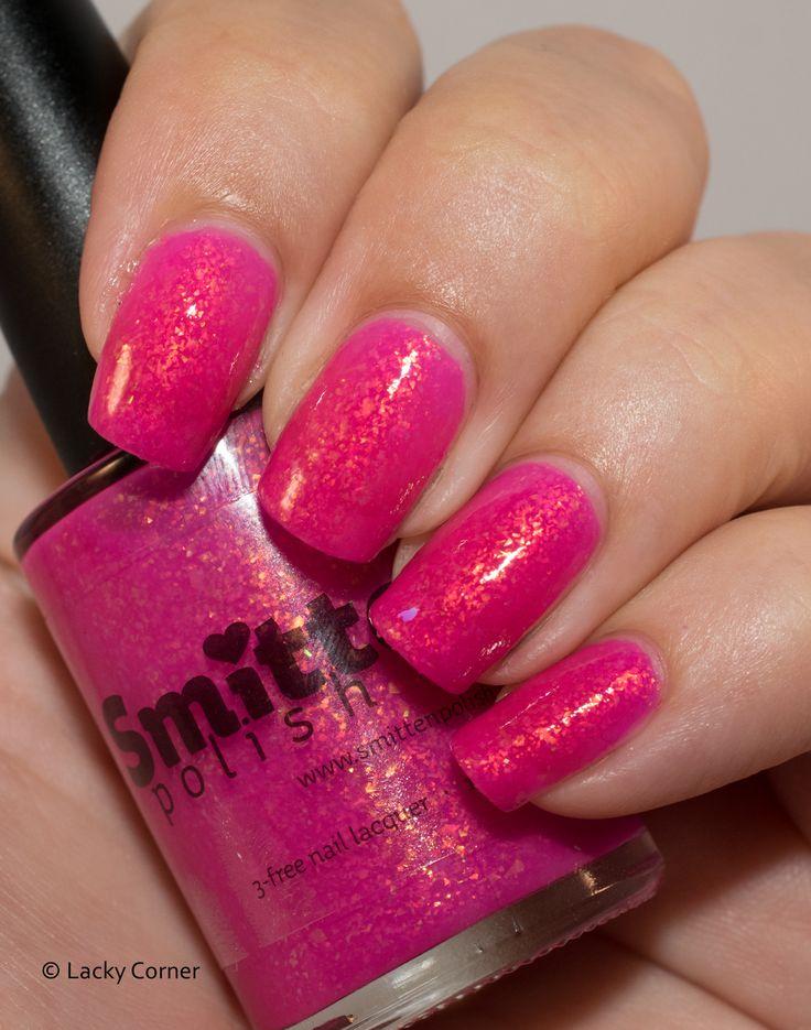 Lacky Corner: Smitten Polish - Aer Opal v,1