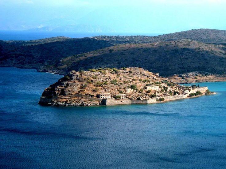 Spinalonga (Kreta) - Griekenland
