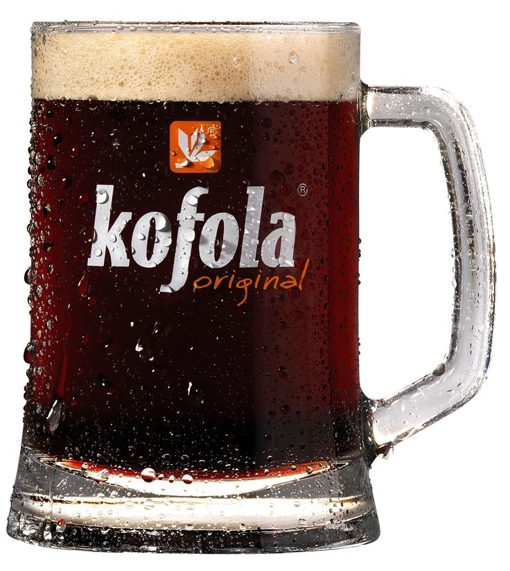 Kofola - the best non-alcoholic drink worldwide