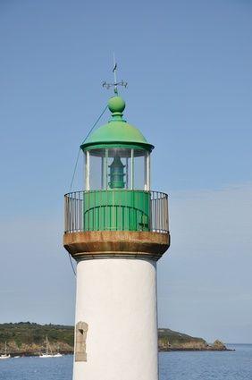 Le phare babord de Lorient