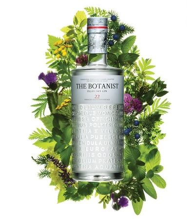 The Botanist - 10 Famous Gin Brands - EnkiVillage