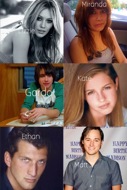 lizziemcguireblog:    What the cast look like now.
