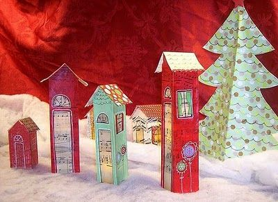 holiday village by Claudine Hellmuth - Ouma Ronell