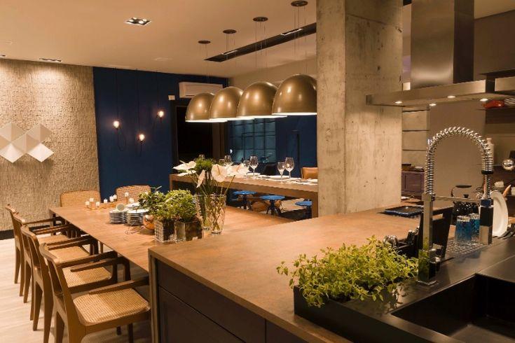 Em Florianópolis e Itajaí, Casa Cor SC apresenta lofts modernos e lavabos revestidos de ouro - Casa e Decoração - UOL Mulher