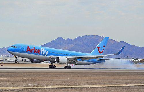 PH-OYE 1998 ArkeFly Boeing 767-304(ER) - cn 28979 / ln 691