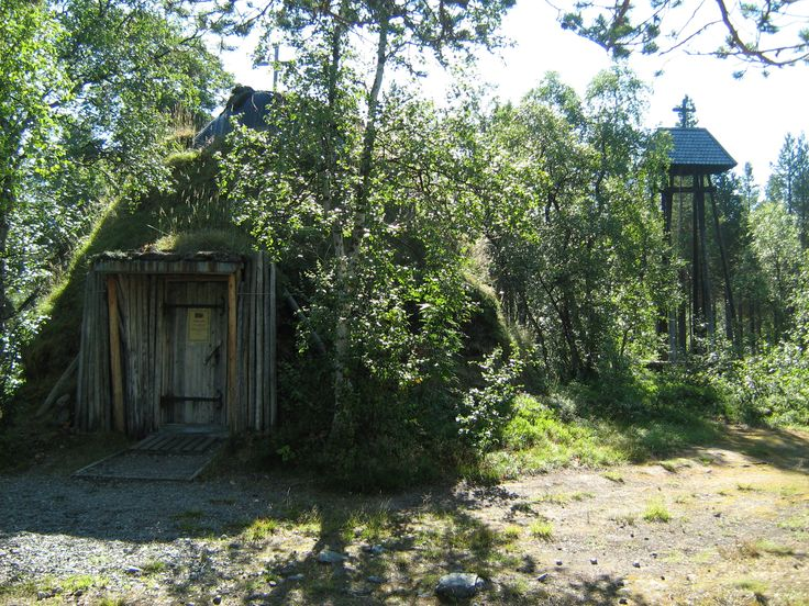Kyrkkåtan i Saltoluokta