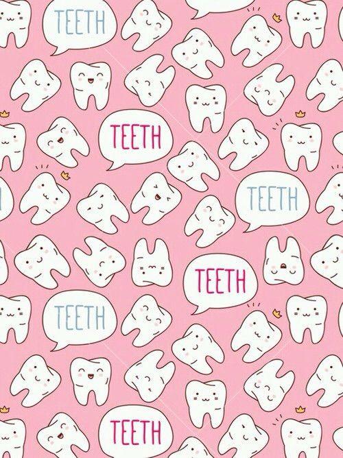 Image via We Heart It https://weheartit.com/entry/134725227/via/27154000 #cute #teeth #tooth #wallpaper