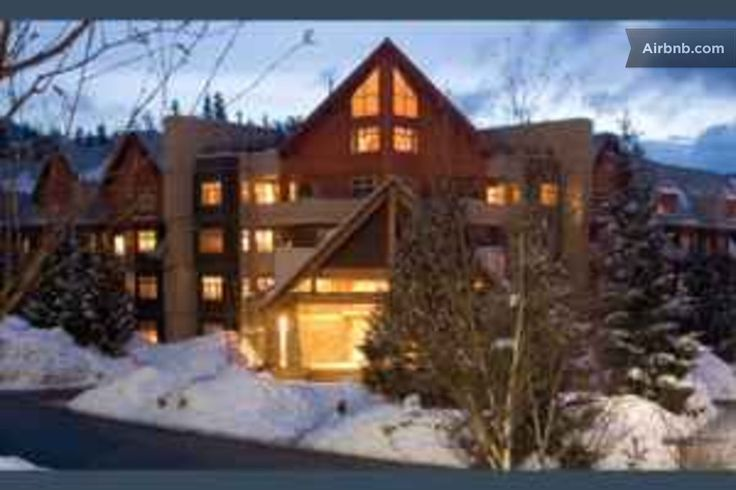 Large, 2 level, one bedroom condo in Whistler... not bad for 100/night