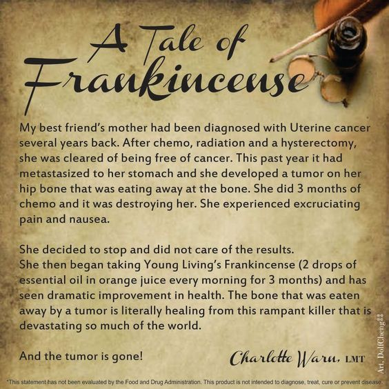 Killing cancer and bone healing with Young Living Frankincense Essential Oils. http://www.theoildropper.com/amyhitchings/