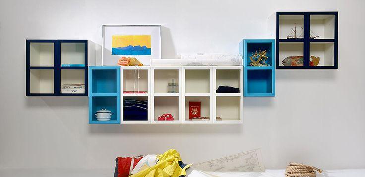 书柜 Book,IFT 出品, 设计师 Titti Fabiani
