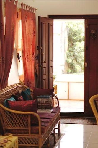 Индийские интерьеры одной француженки