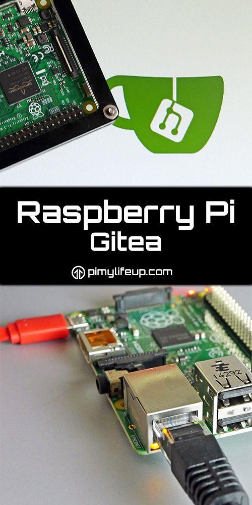 Installing Gitea on the Raspberry Pi | Raspberry Pi