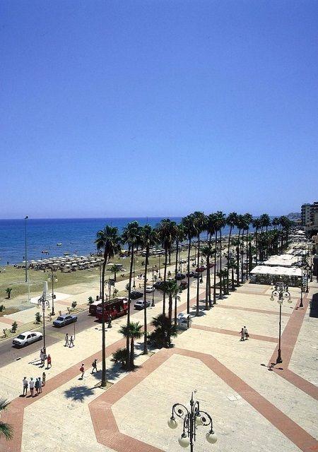 Larnaca, Cyprus - souvenir d'un beau séjour avec nos amis Nono et Sèv