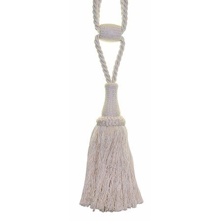 Windoware Tassel Tieback Cotton Natural