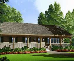 log homes house plans images