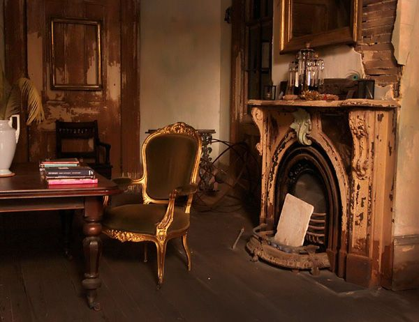 American Horror Story Coven Interiors