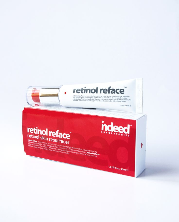retinol-reface has arrived in Canada  and the UK! 3x the power of retinol in a super moisturising formula at a great value...finally!