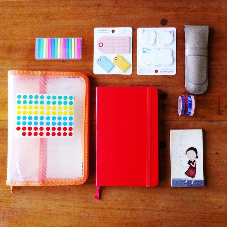 A Dose of Simple: My Moleskin Planner Hack
